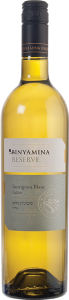 binyamina reserve sauvignon blanc