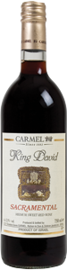 carmel-king-david-sacramental-wine