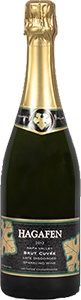 Hagafen, Brut Cuvée, Late Disgorged