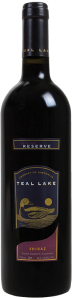 teal lake reserve shiraz