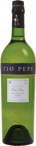 tio pepe light sherry