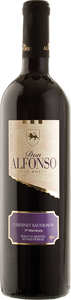 don alfonso cabernet sauvignon bottle
