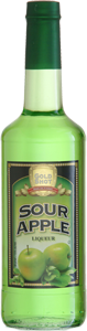 gold-shot-sour-apple-liqueur