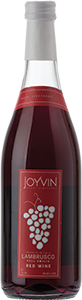 Rashi Joyvin Lambrusco Red